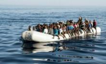 فقدان 100 مهاجر قبالة سواحل ليبيا بعد غرق قارب