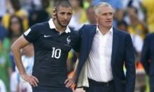 بنزيما: المنتخب الفرنسي ليس هاجسًا بالنسبة لي