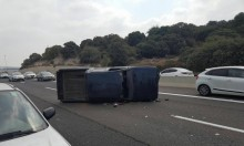 إصابات في حادثي طرق قرب كفر كنا وكفر مندا