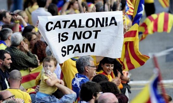 مدريد وجهت ضربة قاسية لاستفتاء كاتالونيا