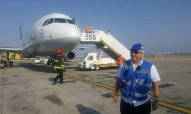 رفع حالة الطوارئ في مطار بن غوريون