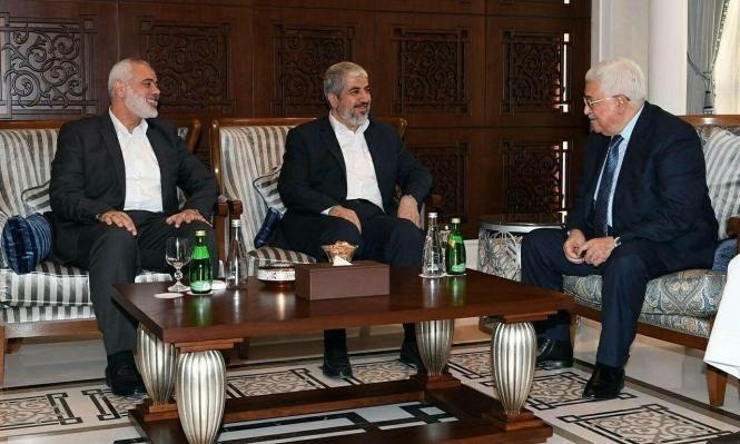 نواب حماس بالضفة يطالبون عباس بإتمام المصالحة
