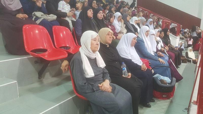 أم الفحم: مهرجان تضامني مع الشيخ رائد صلاح