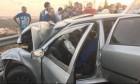 مصرع شابة فلسطينية في حادث سير جنوب نابلس