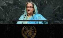 رئيسة بنغلاديش تقترح إقامة مناطق آمنة بميانمار