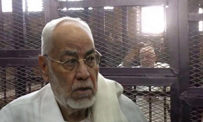 مصر: وفاة المرشد السابق للإخوان المسلمين في المعتقل
