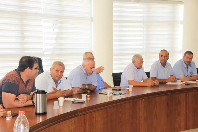 سخنين: اجتماع تحضيري لإحياء الذكرى الـ17 لهبة القدس والأقصى