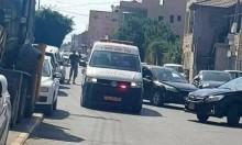 """إغلاق الشارع الرئيسي في مجد الكروم بسبب """"جسم مشبوه"""""""