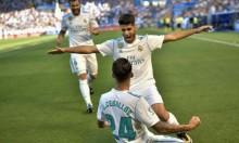 ثنائية سيبايوس تقود ريال مدريد لفوز خارجي