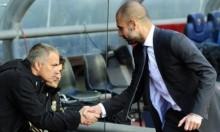 غوارديولا يتفق مع مورينيو حول كأس رابطة المحترفين
