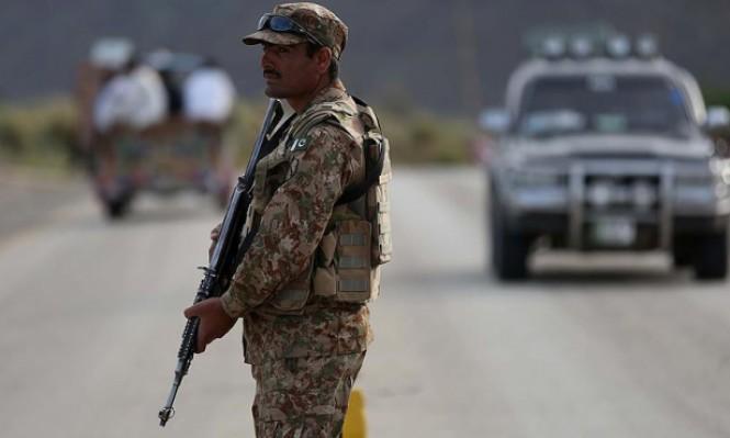 مقتل ضابط باكستاني على الحدود مع أفغانستان