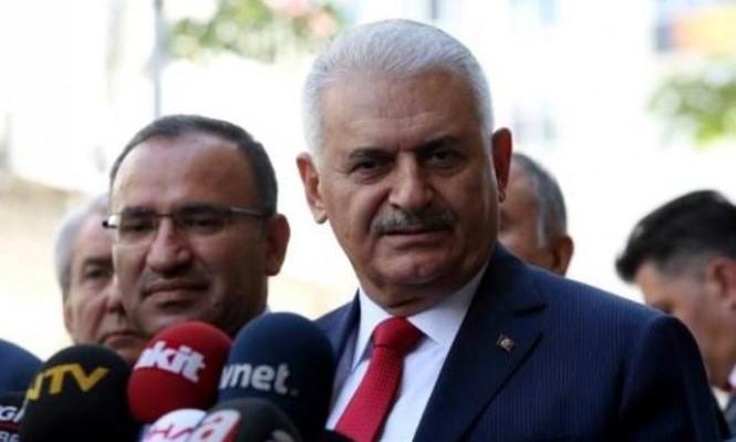 تركيا تحشد جيشها وتحذر من رد عسكري على استفتاء كردستان