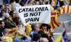 رئيس الباسك يدعو مدريد للاعتراف بكاتالونيا والباسك