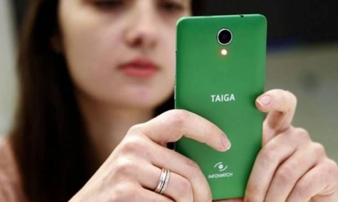 هاتف روسي جديد ينافس الشركات الكبرى