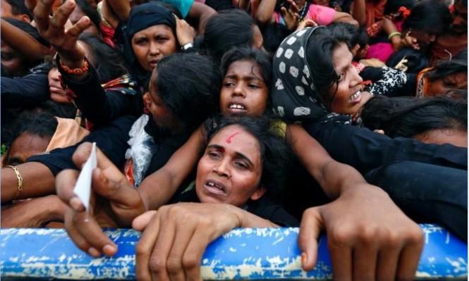 شهادات على اغتصاب جنود ميانمار لنساء الروهينغا