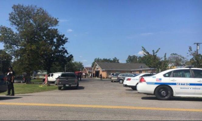 مقتل امرأة بإطلاق نار داخل كنيسة في مدينة ناشفيل الأميركية