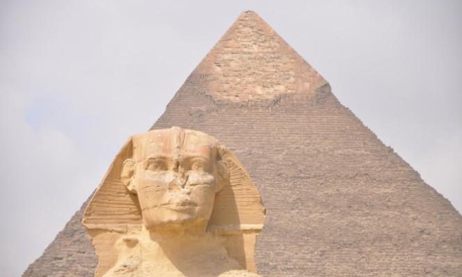 ورقة قديمة تكشف أسرار كيفية بناء الأهرامات