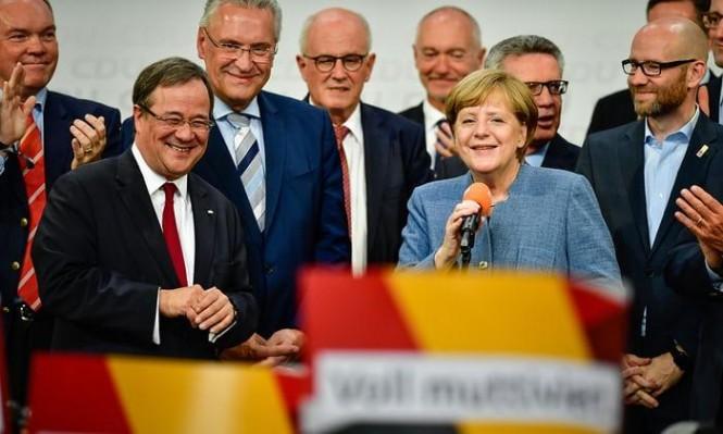 ائتلاف ألمانيا: ميركل تفتش عن حلفائها وانقسام في البديل