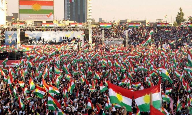أكراد العراق يحاصرون بالعقوبات بسبب استفتاء الانفصال