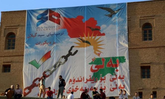 قنصل الإمارات بكردستان العراق يزور مركز اقتراع