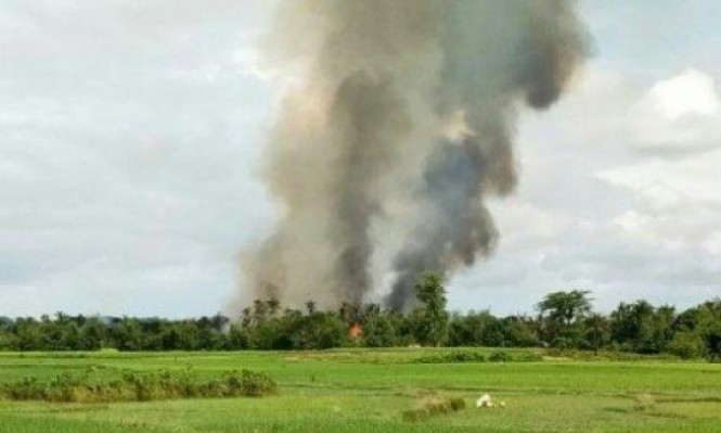 الجيش البورمي يتهم مسلحي الروهينغا بارتكاب مجزرة