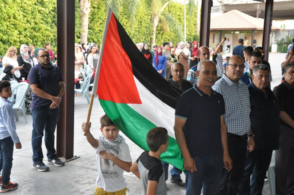 عرس وطني في جت احتفالا بحرية أبو التحرير