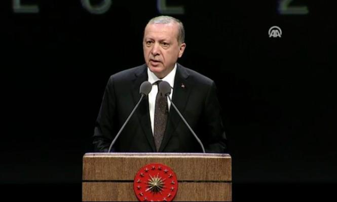 إردوغان: جميع الخيارات الاقتصادية والعسكرية متاحة ضد كردستان العراق