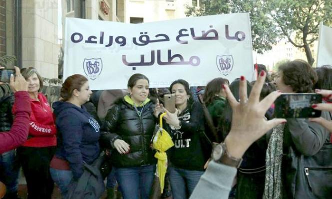 لبنان: المحتجون يرفضون التراجع بعد فشل الحكومة برفع الأجور