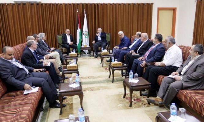 قيادة حماس والمبعوث الأممي يبحثون خطوات إنجاح المصالحة