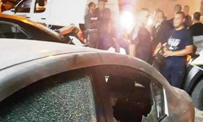 أم الفحم: إطلاق نار على سيارة في عين إبراهيم