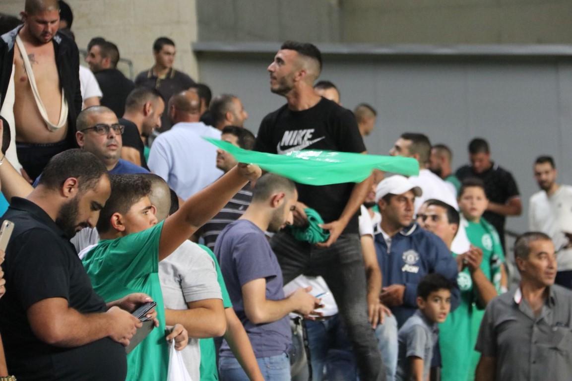 هادية وسليمان يتحدثان بعد الفوز على هـ. تل أبيب