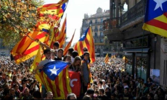 كاتالونيا تصوت الأحد على استفتاء الاستقلال