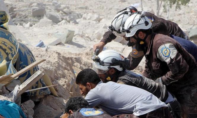 5 قتلى مدنيين في غارات روسية على إدلب السورية