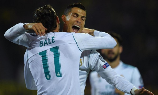 كريستيانو يقود ريال مدريد للفوز كريستيانو يقود ريال مدريد للفوز