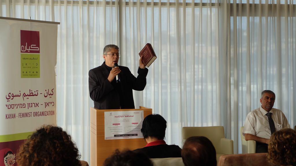 كيان ونقابة المحامين يناقشان التحديات والتجديدات في المحاكم الكنسية