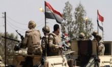 الجيش المصري يقصف شاحنات أسلحة تسللت من ليبيا