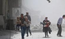 مقتل 152 مدنيا بغارات طيران روسيا والنظام على إدلب