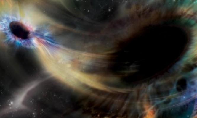 """""""موجات الجاذبية"""": وسيلة جديدة لفهم الكون"""