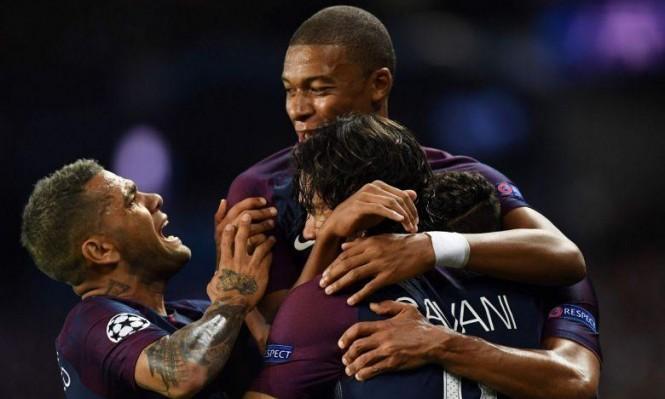 باريس سان جيرمان يسحق بايرن ميونخ بثلاثية