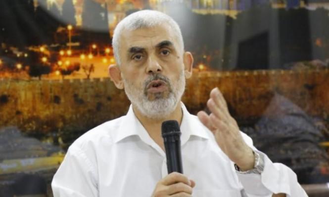 السنوار: حماس ستقدم تنازلات كبيرة لطي صفحة الانقسام