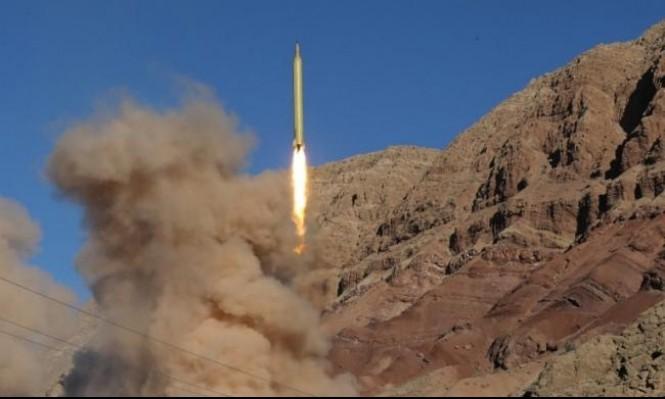 مشروع صاروخي إيراني يقلق إسرائيل