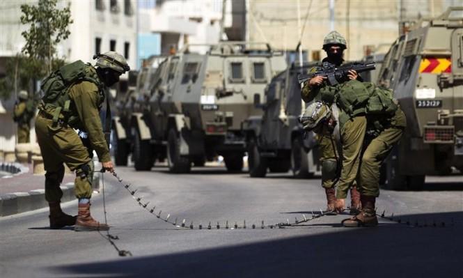 """الاحتلال يفرض طوقا أمنيا على الأراضي الفلسطينية بـ""""الغفران"""""""