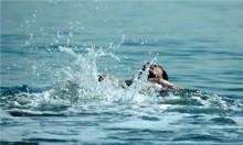 مصرع رجل غرقا في مياه البحر قبالة نهريا