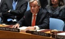 غوتيريش يطالب بورما بوقف العمليات العسكرية ضد الروهينغا