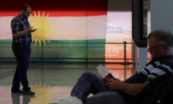 """كردستان """"تحت الحظر"""" والشركات تعلّق رحلاتها"""