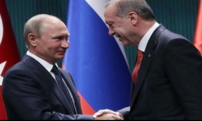 توافق روسي تركي على تعزيز التعاون في سورية
