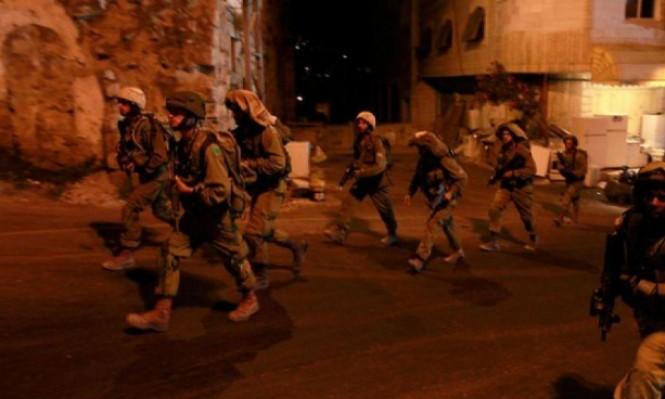 """مواجهات واعتقالات بالضفة وإطلاق نار صوب مستوطنة """"بيت إيل"""""""