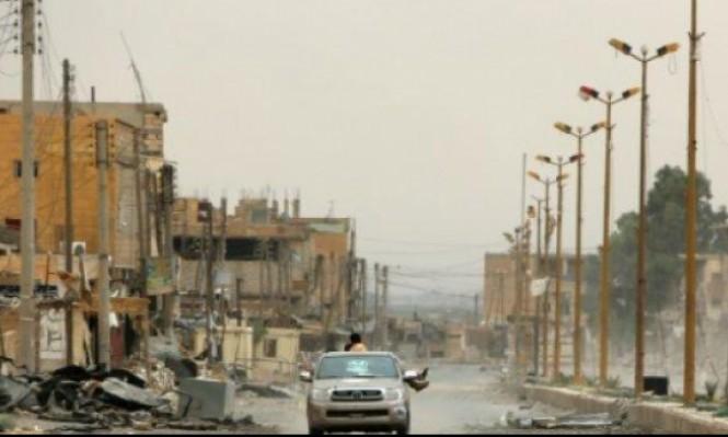 """مقتل 58 من قوات النظام بهجمات تبناها تنظيم """"داعش"""""""