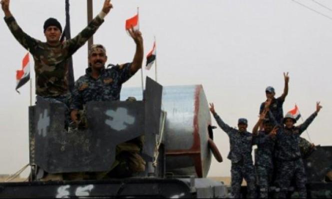 """العبادي يعلن انطلاق عملية تحرير الحويجة من """"داعش"""""""