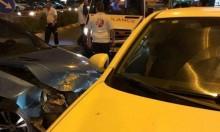 13 جريحا جراء حادث طرق في كفر ياسيف